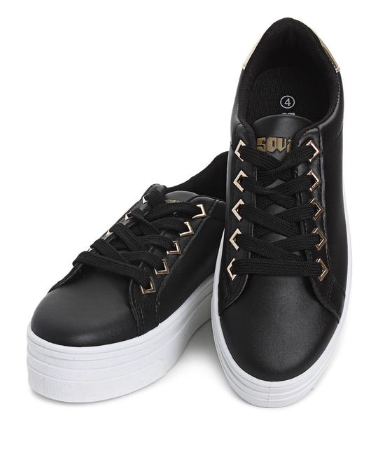 LADIES' STORM JELLY SNEAKERS - BLACK-Localizedrsa -Enhance your RSA online shopping experience with localizedrsa, with 10 shopping departments to choose from!-Buy online in South Africa-www.localizedrsa.co.za