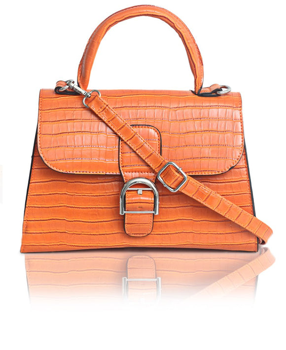 Bellini Tote bag- orange
