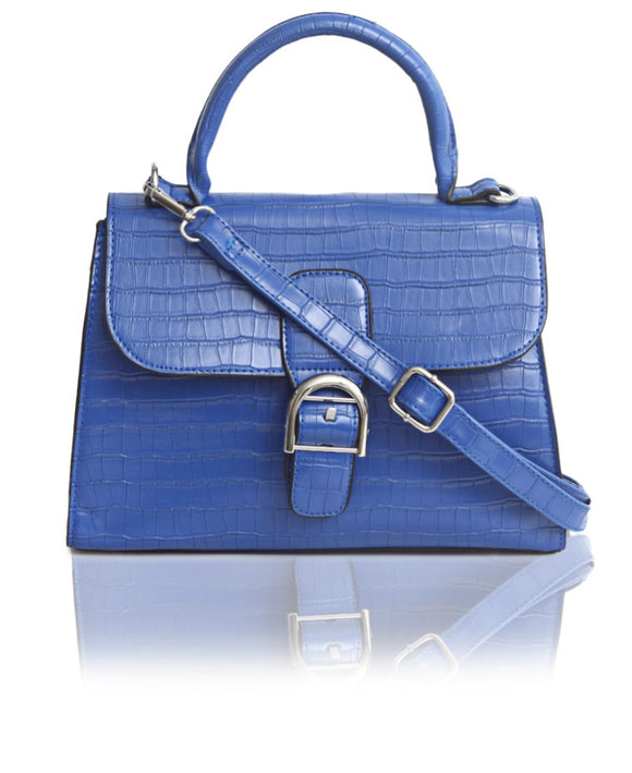 Bellini Tote bag- blue