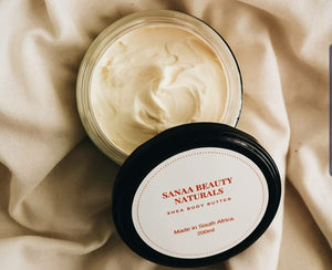 Sanaa Shea Body Butter -200ml