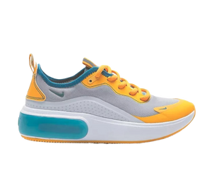 Nike Air Max Dia Grey/Blue/Yellow