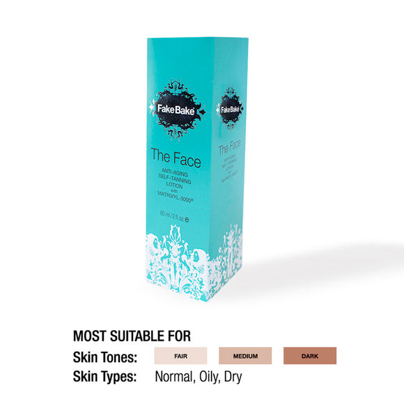 Fake Bake - The Face Anti-Ageing Self-Tan with Matrixyl-3000-Localizedrsa -Enhance your RSA online shopping experience with localizedrsa, with 10 shopping departments to choose from!-Buy online in South Africa-www.localizedrsa.co.za