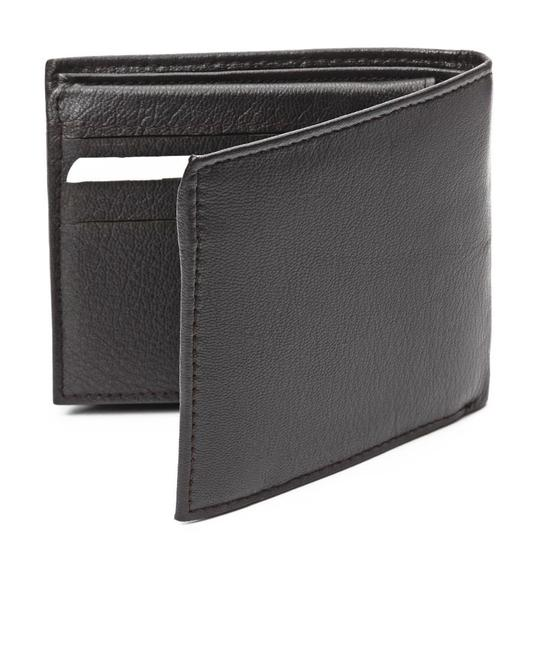 GENUINE LEATHER WALLETS-BROWN