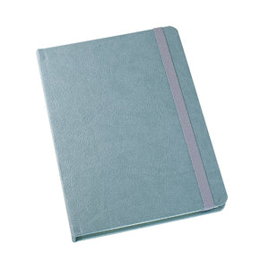 Classic A5 Hardcover Journals- steel blue
