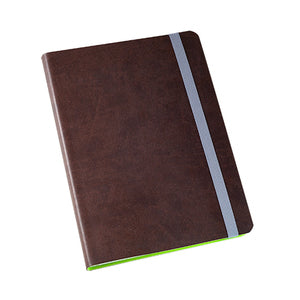 Flexi Soft A5 Journals- brown