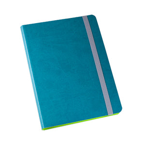 Flexi Soft A5 Journals- bright turquoise