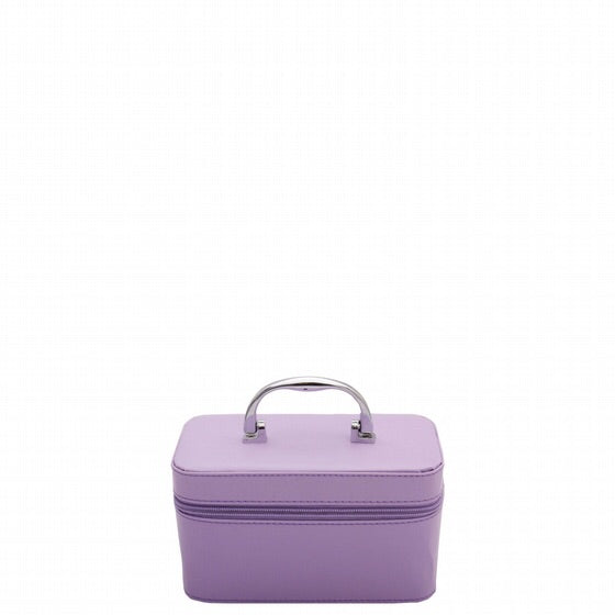 Vanity Case Hard - Lavender (small) 18.5 x 10 x 10.5cm-Localizedrsa -Enhance your RSA online shopping experience with localizedrsa, with 10 shopping departments to choose from!-Buy online in South Africa-www.localizedrsa.co.za