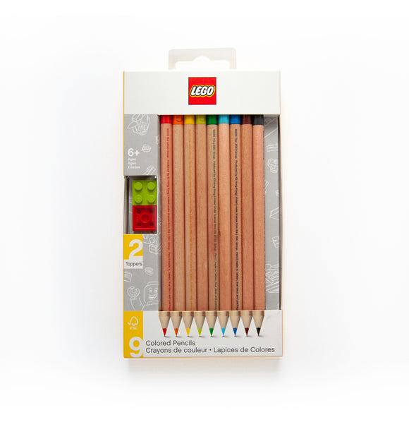 LEGO Colour pencils-Localizedrsa -Enhance your RSA online shopping experience with localizedrsa, with 10 shopping departments to choose from!-Buy online in South Africa-www.localizedrsa.co.za