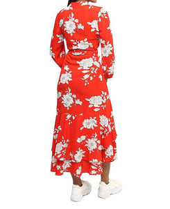 MAXI DRESS - RED-Localizedrsa -Enhance your RSA online shopping experience with localizedrsa, with 10 shopping departments to choose from!-Buy online in South Africa-www.localizedrsa.co.za