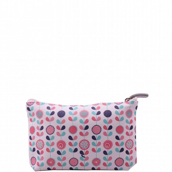 Jenam make-up purse - Pretty petals (16.5 x 4 x 11 cm)-Localizedrsa -Enhance your RSA online shopping experience with localizedrsa, with 10 shopping departments to choose from!-Buy online in South Africa-www.localizedrsa.co.za