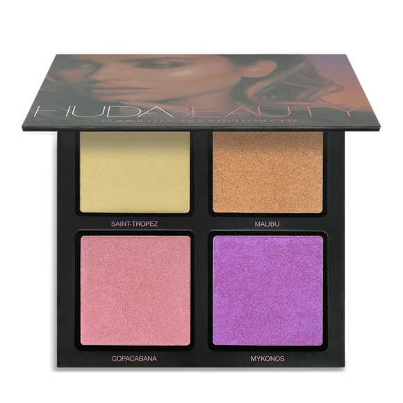 Huda Beauty- Highlighter Summer Solstice-Localizedrsa -Enhance your RSA online shopping experience with localizedrsa, with 10 shopping departments to choose from!-Buy online in South Africa-www.localizedrsa.co.za