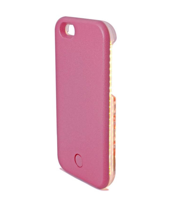 IPHONE 6/6S LED COVER - PINK-Localizedrsa -Enhance your RSA online shopping experience with localizedrsa, with 10 shopping departments to choose from!-Buy online in South Africa-www.localizedrsa.co.za