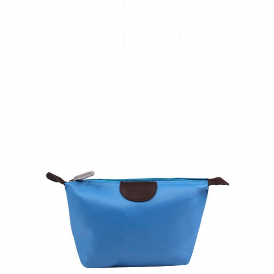 Make-Up Bag - Blue (19 x 13 x 6cm)-Localizedrsa -Enhance your RSA online shopping experience with localizedrsa, with 10 shopping departments to choose from!-Buy online in South Africa-www.localizedrsa.co.za