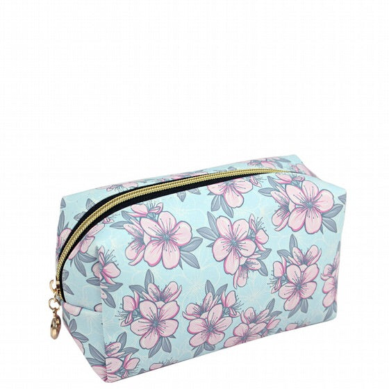 Pink Petals Vanity Bag - 20 x 7 x 12cm-Localizedrsa -Enhance your RSA online shopping experience with localizedrsa, with 10 shopping departments to choose from!-Buy online in South Africa-www.localizedrsa.co.za