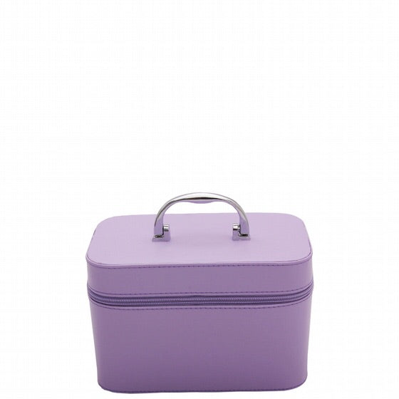 Vanity Case Hard - Lavender (medium) 21 x 13 x 13.5cm-Localizedrsa -Enhance your RSA online shopping experience with localizedrsa, with 10 shopping departments to choose from!-Buy online in South Africa-www.localizedrsa.co.za