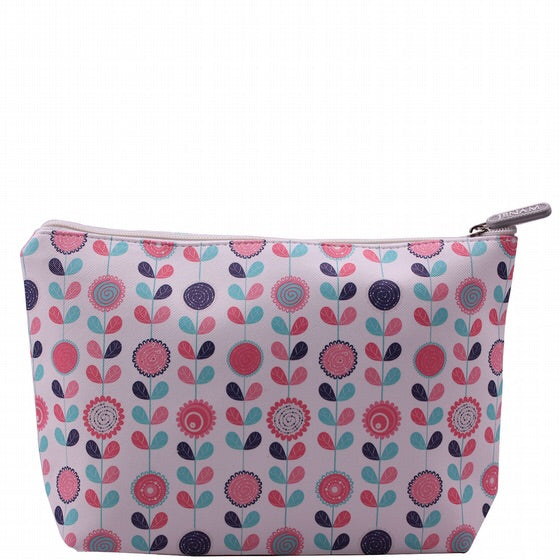 Jenam vanity bag - Pretty petals (25 x 7 x 17 cm)-Localizedrsa -Enhance your RSA online shopping experience with localizedrsa, with 10 shopping departments to choose from!-Buy online in South Africa-www.localizedrsa.co.za