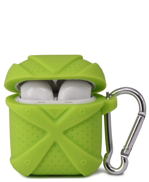 AIRPODS PROTECTION CASE - GREEN-Localizedrsa -Enhance your RSA online shopping experience with localizedrsa, with 10 shopping departments to choose from!-Buy online in South Africa-www.localizedrsa.co.za