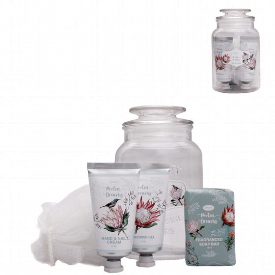 Protea Dreams Spa-in-a-Jar-Localizedrsa -Enhance your RSA online shopping experience with localizedrsa, with 10 shopping departments to choose from!-Buy online in South Africa-www.localizedrsa.co.za