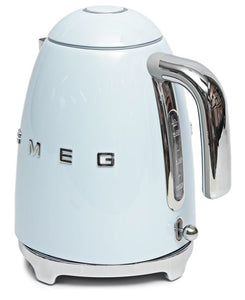 SMEG 1.7LT KETTLE - BABY BLUE-Localizedrsa -Enhance your RSA online shopping experience with localizedrsa, with 10 shopping departments to choose from!-Buy online in South Africa-www.localizedrsa.co.za
