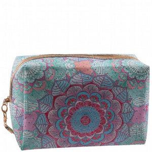 Vanity Bag - Floral Medley (24 x 12 x 16cm)-Localizedrsa -Enhance your RSA online shopping experience with localizedrsa, with 10 shopping departments to choose from!-Buy online in South Africa-www.localizedrsa.co.za