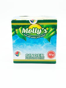 Molly's Food Ginger Drink