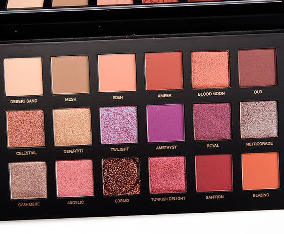 Huda Beauty Desert Dusk Eyeshadow Palette-Localizedrsa -Enhance your RSA online shopping experience with localizedrsa, with 10 shopping departments to choose from!-Buy online in South Africa-www.localizedrsa.co.za