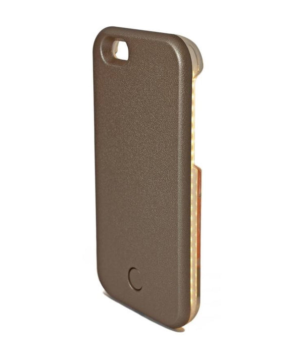 IPHONE 6/6S LED COVER - BROWN-Localizedrsa -Enhance your RSA online shopping experience with localizedrsa, with 10 shopping departments to choose from!-Buy online in South Africa-www.localizedrsa.co.za