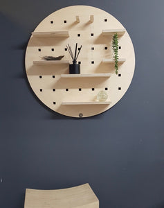 Round Pegboard-Localizedrsa -Enhance your RSA online shopping experience with localizedrsa, with 10 shopping departments to choose from!-Buy online in South Africa-www.localizedrsa.co.za