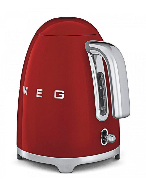 SMEG 1.7LT KETTLE - RED-Localizedrsa -Enhance your RSA online shopping experience with localizedrsa, with 10 shopping departments to choose from!-Buy online in South Africa-www.localizedrsa.co.za