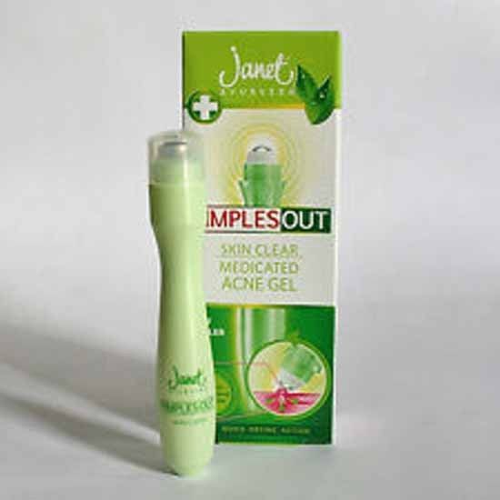 JANET PIMPLES OUT ROLL ON- 15 ML