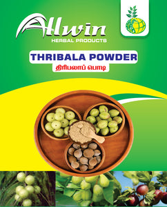 Thripala Powder Herbal Products 100 gm