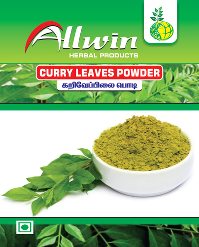 Curry Leaves Powder Herbal Products 100 gm