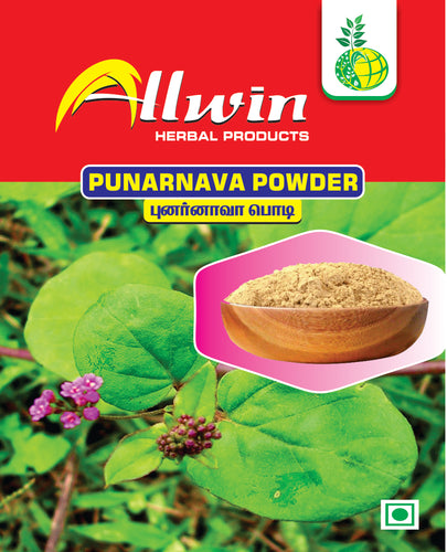Punarnava Powder Herbal Products 100 gm