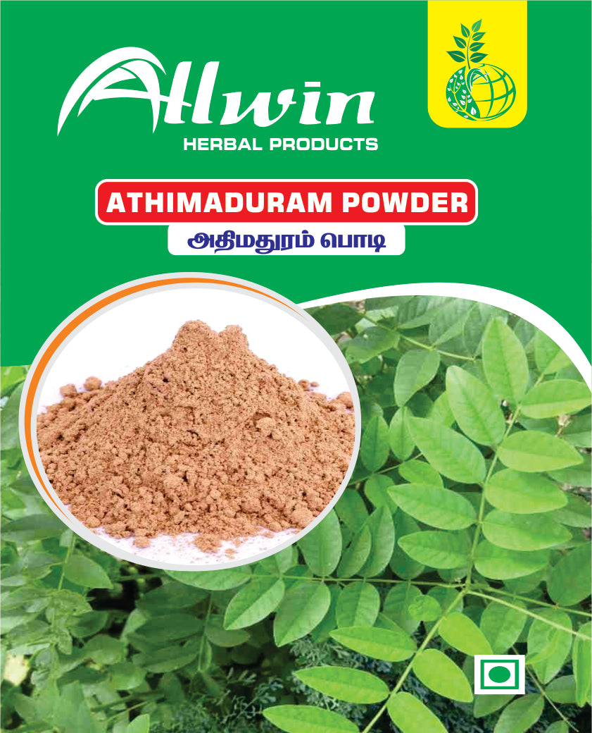 LICORICE POWDER / ATHIMATHURAM POWDER