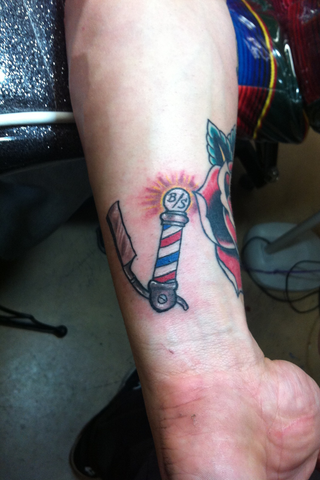 Barberside Ink