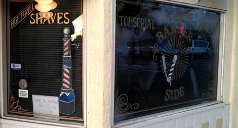 Barberside Windows