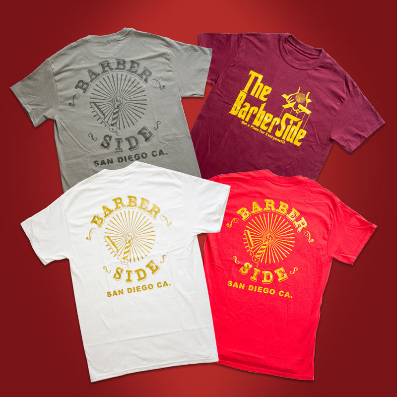 Barberside T-shirts