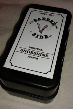 Shoe Shine Bar