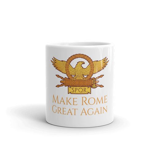 Make Rome Great Again coffee mug