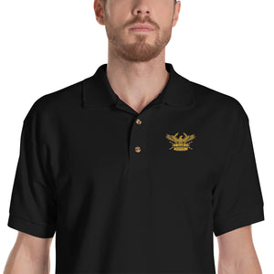Roman Eagle polo shirt