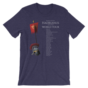 Hadrian World Tour - Ancient Rome Short-Sleeve Unisex T-Shirt