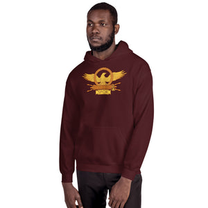 Ancient Roman Legionary Eagle SPQR Unisex Hoodie