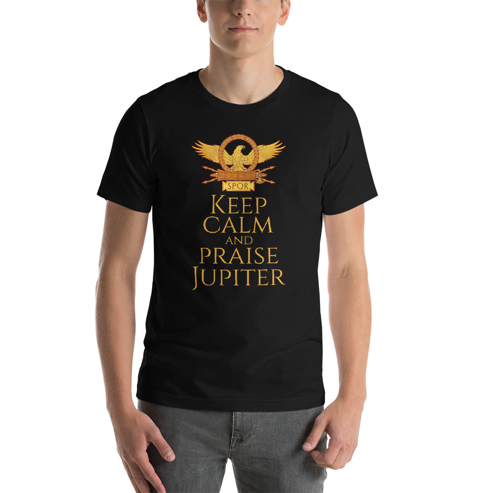 Jupiter Roman god mythology shirt