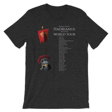 Load image into Gallery viewer, Hadrian World Tour - Ancient Rome Short-Sleeve Unisex T-Shirt