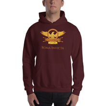 Load image into Gallery viewer, Roma Invicta - Roman Eagle Unisex Hoodie