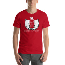 Load image into Gallery viewer, Roma Invicta Rome t shirt