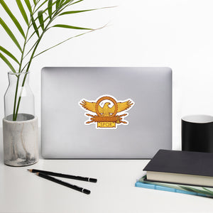 Roman Eagle SPQR Bubble-Free Sticker