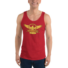 Load image into Gallery viewer, SPQR Roman Eagle Unisex Tank Top
