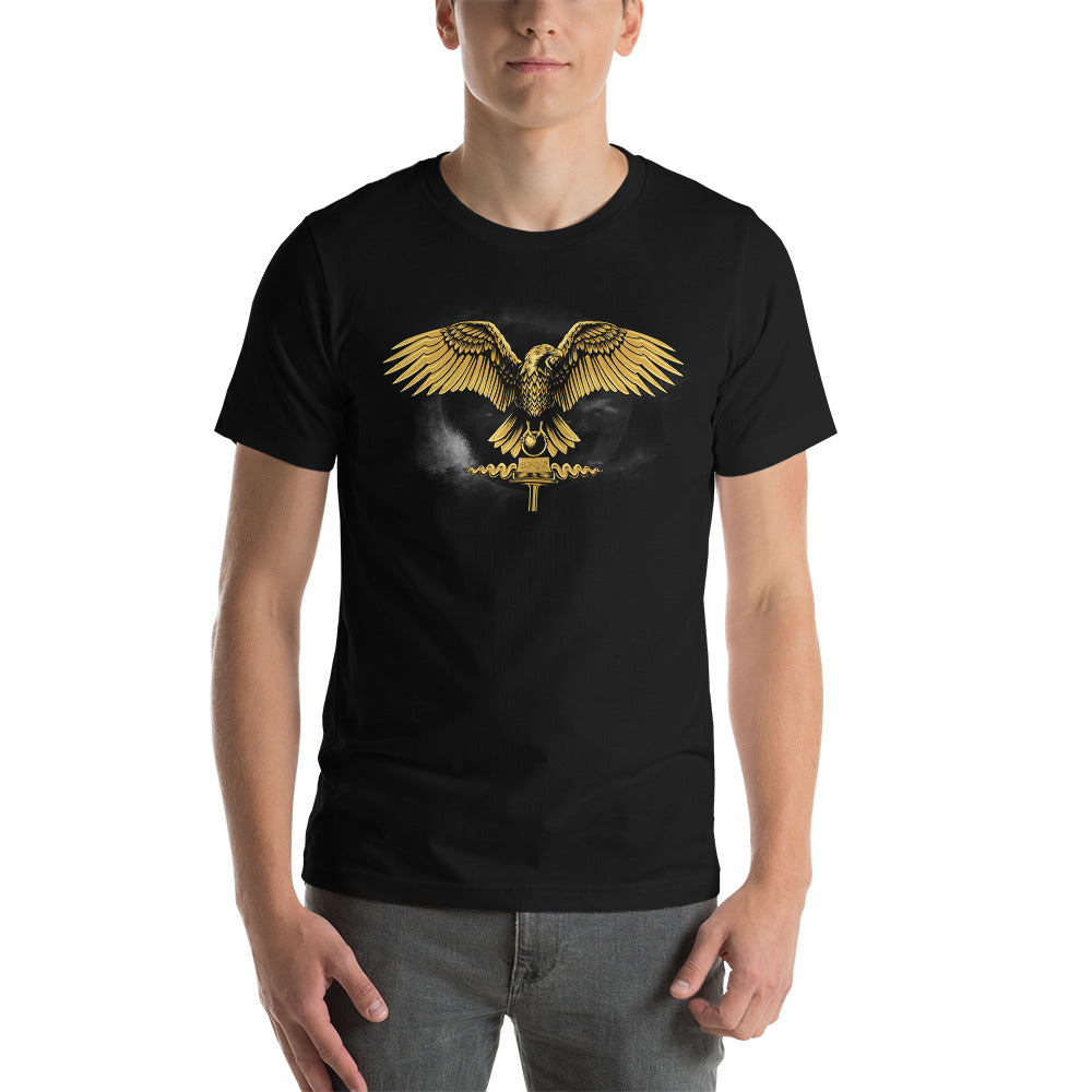 Ancient Roman eagle shirt