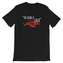 Load image into Gallery viewer, The floor is lava Ancient Rome Pompeii shirt